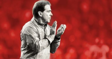 The Most Amazing Statistic of the Nick Saban Era of Alabama Football